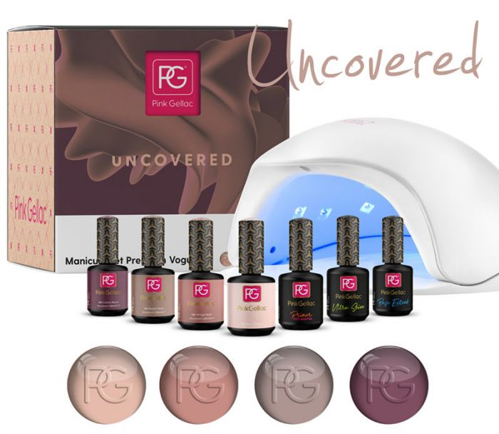 35% RABATT Starterset Premium Vogue - Uncovered
