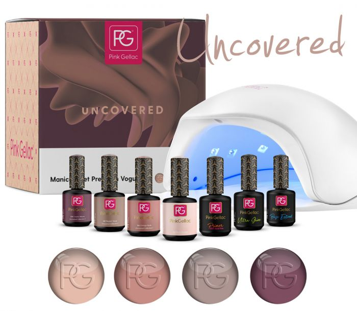 25% RABATT Starterset Premium Vogue - Uncovered