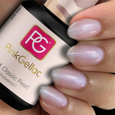 Pink Gellac 164 Classic Pearl Muster