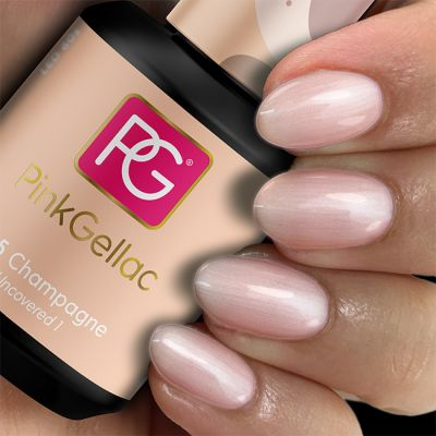 Pink Gellac 165 Champagne Muster