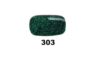 303 Mermaid Green UV Nagellack Pink Gellac