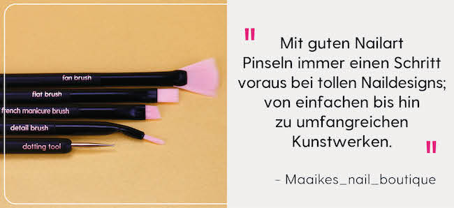 Pink Gellac Review Nail Art Palette & Brushes