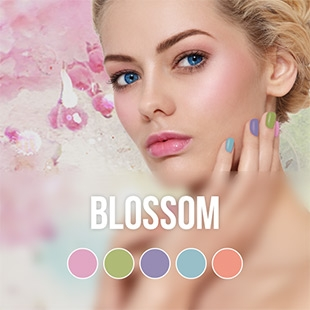 Blossom Collection Nagellak Kleuren