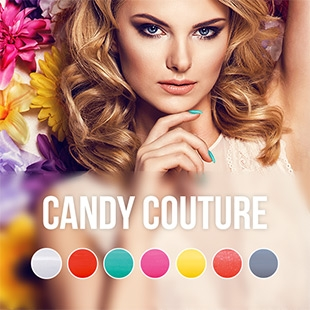 Pink Gellac Candy Couture Kollektion