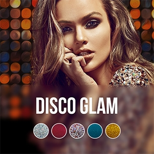 Pink Gellac Disco Glam Kollektion