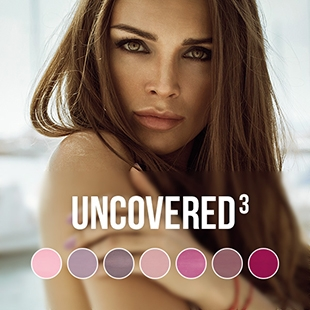Pink Gellac Uncovered 3 UV Nagellack Kollektion