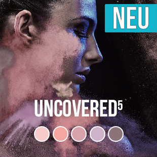 Uncovered5 UV Nagellack Farbkollektion