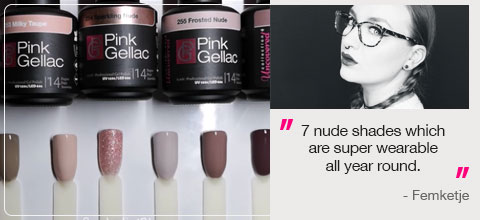 Pink Gellac Uncovered4 Collection Review 02