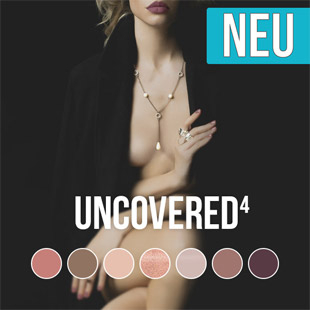 Uncovered4 UV Nagellack Farbkollektion