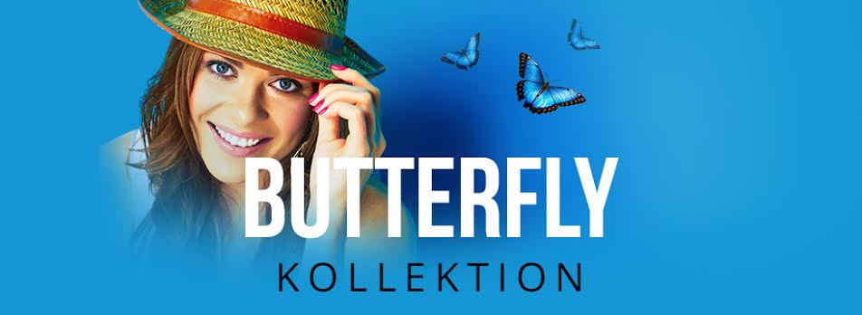 Butterfly Collection Nagellak Kleuren