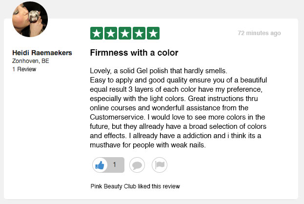 pink gellac review