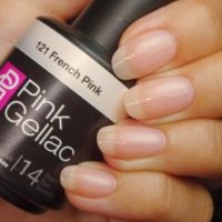 121 French Pink UV Nagellack