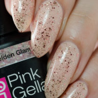 192 Golden Glam UV Nagellak