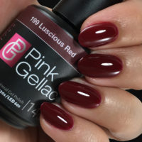 199 Luscious Red UV Nagellack