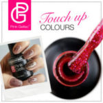 Pink Gellac Touch up Farben