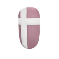 Neutrales Nageldesign